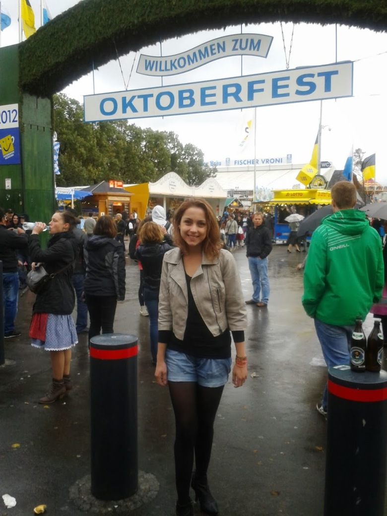Oktoberfest em Munique, Munich, Germany
