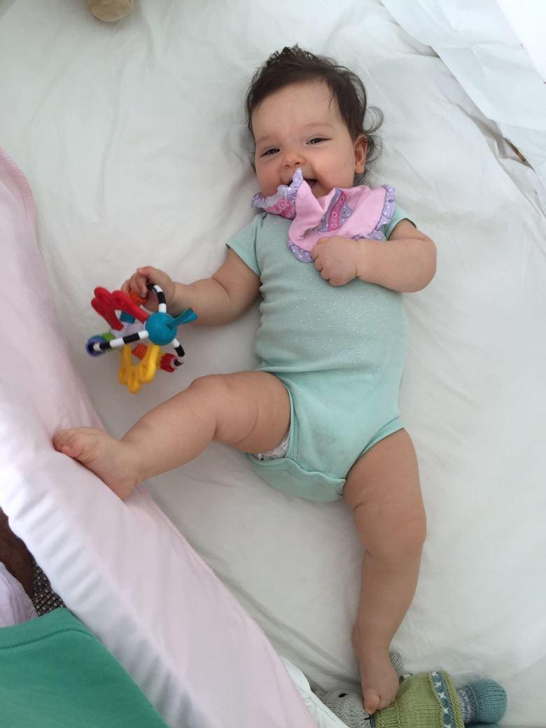 Isabella 5 meses