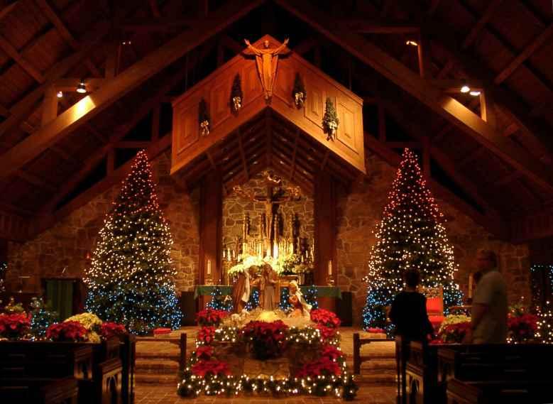 Missa de Natal no Peru