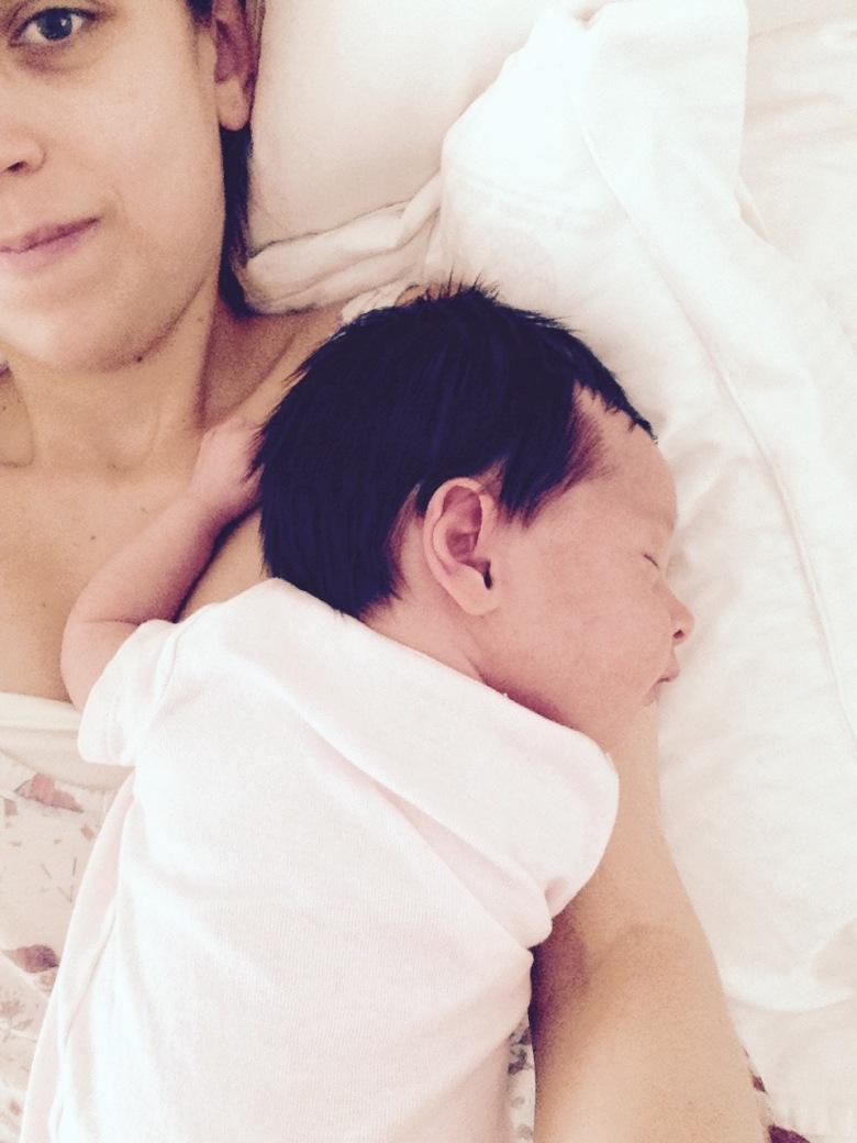 Isabella 2 meses