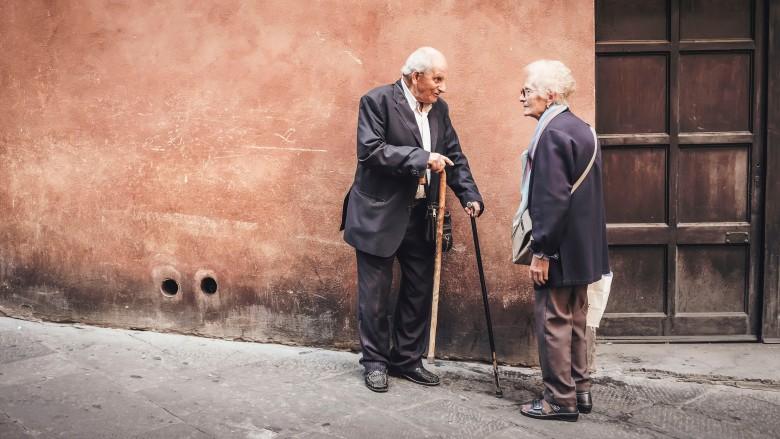 nossa geração desempenhará um papel fundamental na redefinição do envelhecimento.