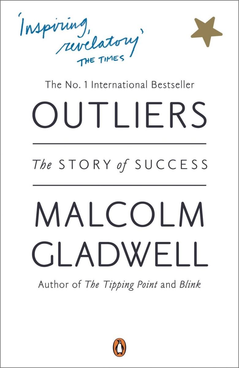 The story ofsuccess: outliers
